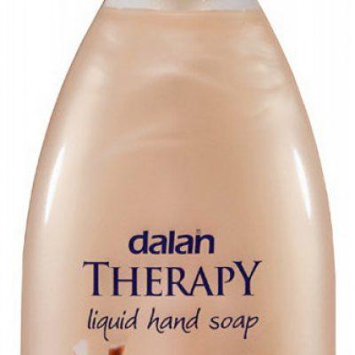 Dalan THERAPY LIQUID HAND SOAP - Mydło do rąk w płynie - MASŁO KAKAOWE & CZEKOLADA MLECZNA DALWMKML