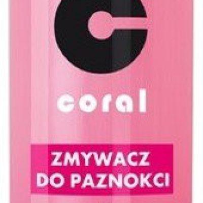 Delia Coral, zmywacz do paznokci regenerujący, 100 ml