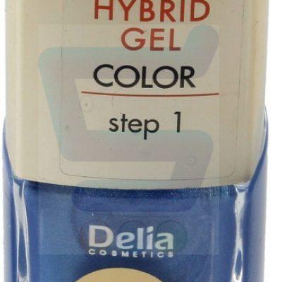 Delia Cosmetics Coral Hybrid Gel Emalia do paznokci nr 39