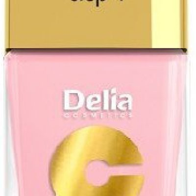 Delia Cosmetics Cosmetics, Coral Hybrid Gel, lakier do paznokci nr 04 róż pastelowy, 11 ml