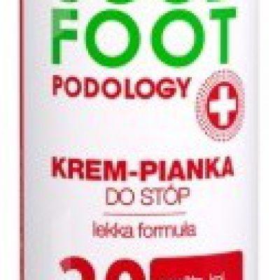 Delia Cosmetics Good Foot Podology Nr 3.0 Krem-pianka do stóp 60ml