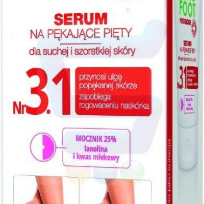 Delia Cosmetics Good Foot Podology Nr 3.1 Serum na pękające pięty 60 ml