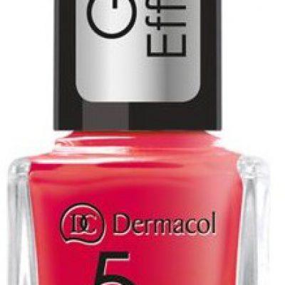Dermacol 5 Day Stay Gel Effect 28 Moulin Rouge Lakier do paznokci 12 ml 81352