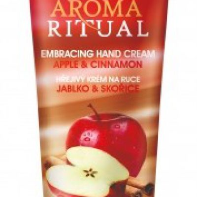 Dermacol Aroma Ritual Apple & Cinnamon krem do rąk 100 ml dla kobiet