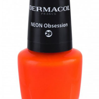 Dermacol Neon lakier do paznokci 5 ml 29 Neon Obsession