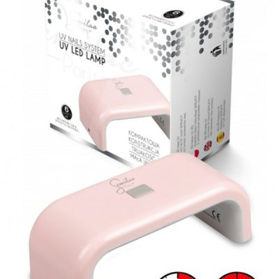 Diamond Cosmetics Semilac Lampa UV LED 6W 0000023988