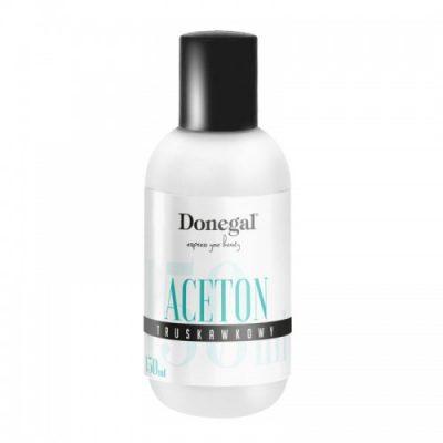 Donegal Aceton truskawkowy do manicure hybrydowego 2487 150ml