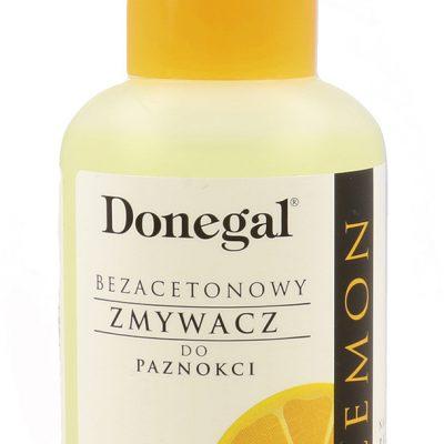 Donegal Bezacetonowy Zmywacz Do Paznokci Lemon 50ml 9149