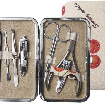 Donegal Cherry zestaw do manicure 7 akcesoriów 2429 80820-uniw