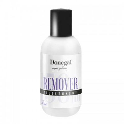 Donegal Remover truskawkowy do manicure hybrydowego 2486 150ml