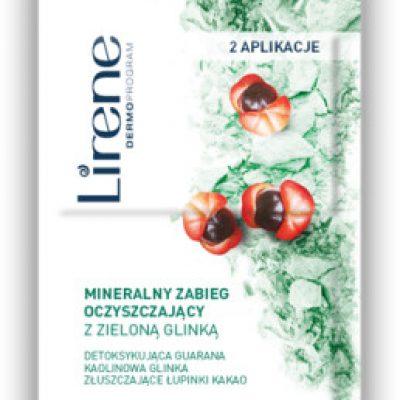 Dr Irena Eris Mineralny zabieg oczyszczający z glinką zieloną - Mineralny zabieg oczyszczający z glinką zieloną -