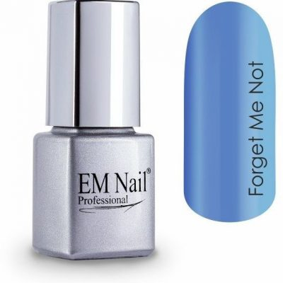 Em nail professional Lakier hybrydowy SymBIOsis Forget Me Not - Niebieski Forget Me Not 5903041824350