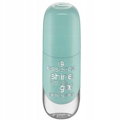 Essence Shine Last Go! lakier 76 Frozen Mint 8ml