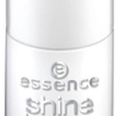 Essence Shine Last & Go! Lakier do Paznokci 33 Wild white ways