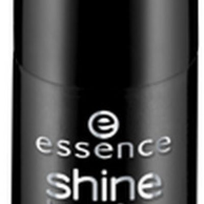 Essence Shine Last & Go! Lakier do Paznokci 46 Black is Back