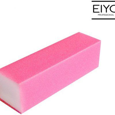 ESTETIQ Różowy blok polerski 100/100