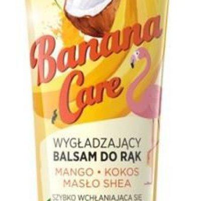 Eveline Banana Care wygładzający balsam do rąk 50ml