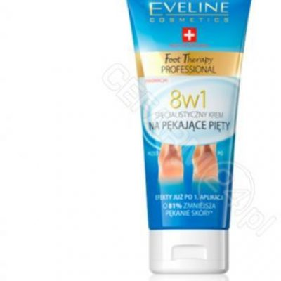 Eveline Foot Therapy Professional Krem-antyperspirant 8w1 100ml