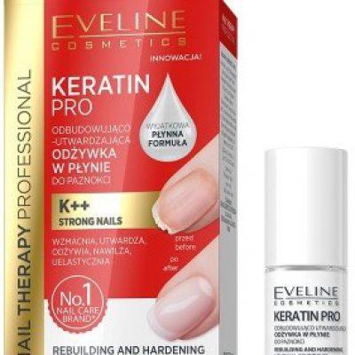 Eveline Keratin Pro odżywka do paznokci 5ml