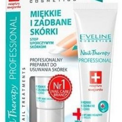 Eveline Nail Therapy Soft And Healthy Cuticles preparat do usuwania skórek 12ml