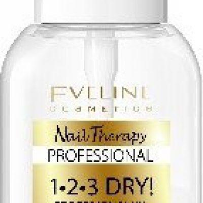 Eveline Nail Therapy, wysuszacz do lakieru w sprayu, 30 ml