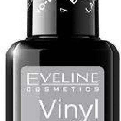 Eveline Vinyl Gel winylowy lakier do paznokci+top coat 2w1 201 12ml