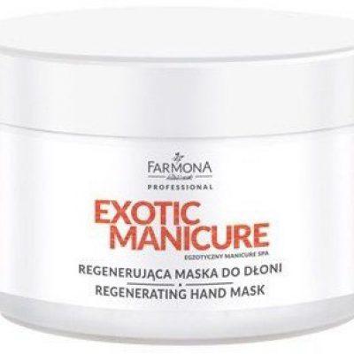 FARMONA PROFESSIONAL FARMONA Exotic Manicure Regenerująca Maska Do Dłon PEM1002