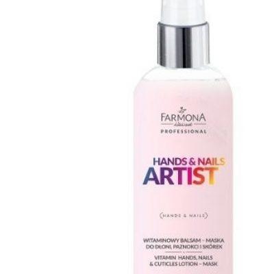 FARMONA PROFESSIONAL Farmona HANDS NAILS ARTIST wit balsam-maska 50ml 5900117069936