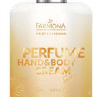 FARMONA PROFESSIONAL Farmona Perfume Hand&Body Cream Gold - Perfumowany Krem Do Rąk i Ciała 300ml PER0004