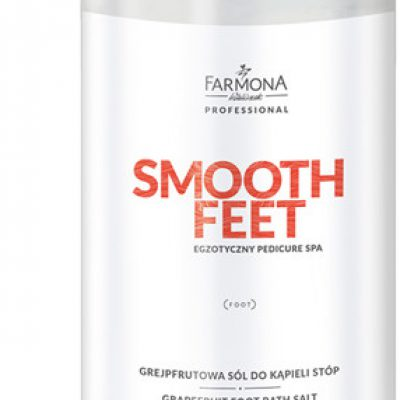 FARMONA PROFESSIONAL FARMONA Smooth Feet Grejpfrutowa Sól Do Kąpieli PEP1001