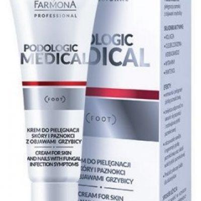 Farmona Professional PODOLOGIC MEDICAL Krem do pielęgnacji skóry i paznokci z objawami grzybicy 15ml MME0005