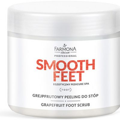Farmona Smooth Feet Grejpfrutowy Peeling Do Stóp PEP1002