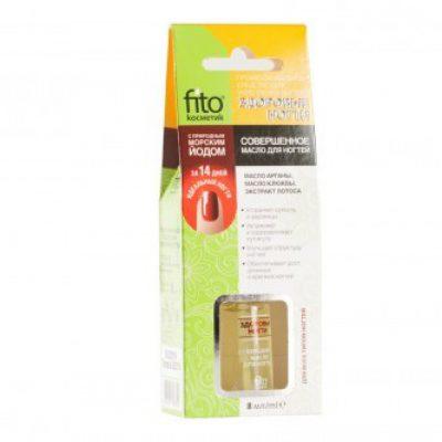 Fitocosmetik Fitocosmetik - Preparat wzmacniający paznokcie - idealny olejek jod 8 ml FIC-030
