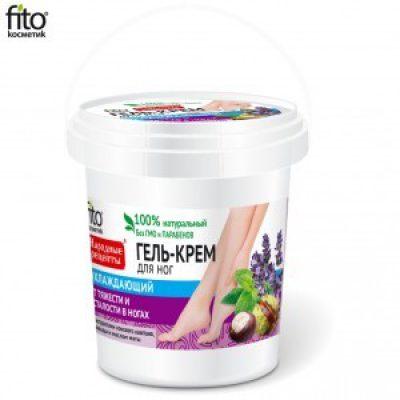 Fitokosmetik Naturalny żel odżywczo-chłodzący do stóp - Fitokosmetik 2807-0