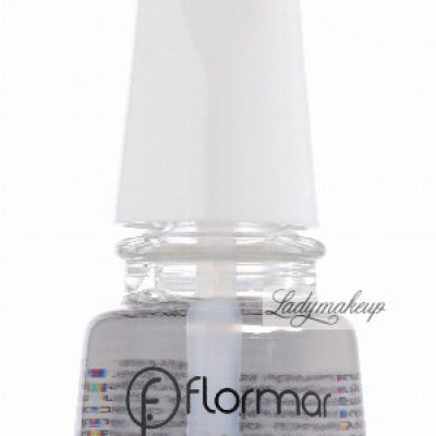 Flormar Nail Care - ACTIVE NAIL HARDENER - Base Coat - Wzmacniająca baza do paznokci FLOWDPA