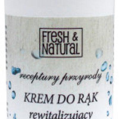 Fresh&Natural Rewitalizujący krem do rąk 30ml