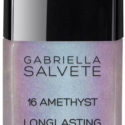 Gabriella Salvete Longlasting Enamel 11 ml Lakier do paznokci 16 Amethyst