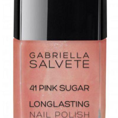Gabriella Salvete Longlasting Enamel lakier do paznokci 11ml 41 Pink Sugar