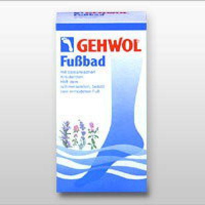 Gehwol Antibacterial Hand Gel Sól ziołowa do kąpieli stóp 250g