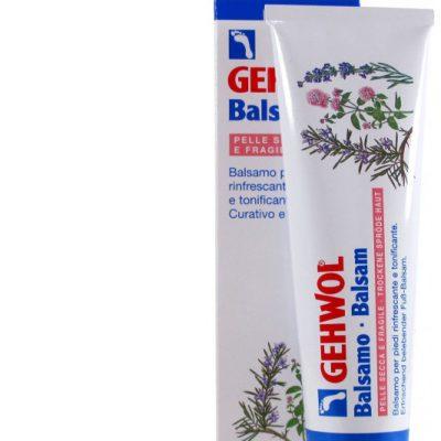 Gehwol Balsam odświeżający do suchej skóry stóp 75 ml 1024705