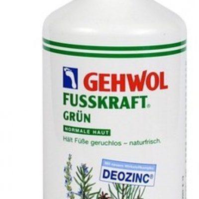 Gehwol Fusskraft Grun Balsam odświeżający do pocących się stóp 500 ml GEH.FUSSKRAFT GRUN 500
