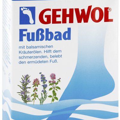 Gehwol Krauterbad Sól ziołowa do kapieli stóp 10x20 g GEH.KRAUTERBAD 10X20