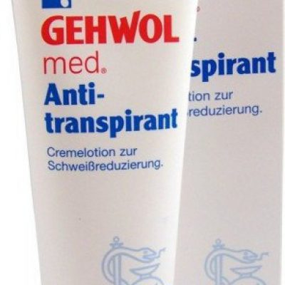 Gehwol Med Anti-transpirant Lotion antyperspiracyjny do stóp 125ml