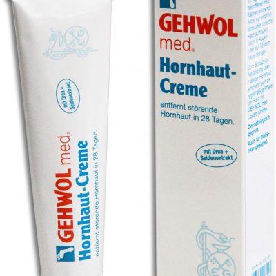 Gehwol MED CALLUS CREAM Krem do zrogowaciałej skóry stóp 125ml 0000009557