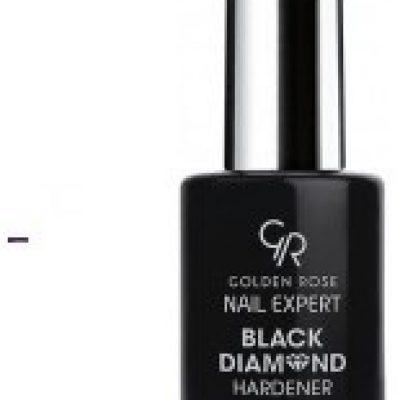 Golden Rose Black Diamond Hardener odżywka wzmacniająca paznokcie 11ml