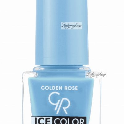 Golden Rose Ice Color Nail Lacquer Lakier do paznokci - 187 GRICECOLOR-CI18-06