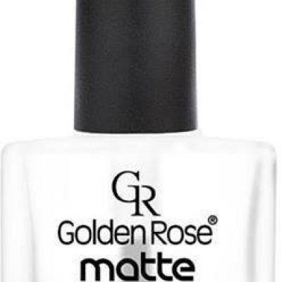 Golden Rose MATTE TOP COAT MATOWY UTRWALACZ DO LAKIERU