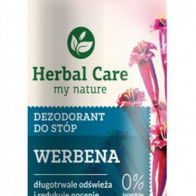 Herbal Care WERBENA dezodorant do stóp 8w1 150ml