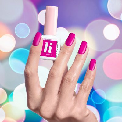 Hi Hybrid Lakier hybrydowy 5ml 212 Amused Pink Hi Hybrid