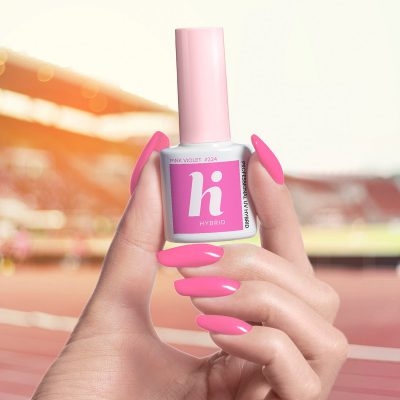 Hi Hybrid Lakier hybrydowy 5ml 224 Pink Violet Hi Hybrid